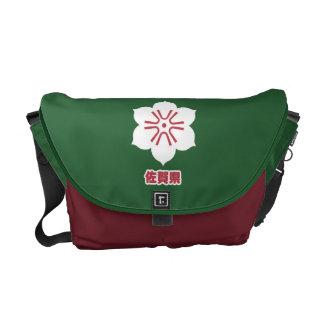 Saga Kamon Messenger Bag