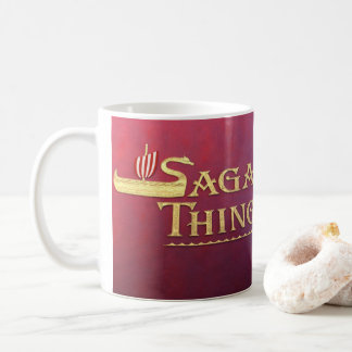 Saga Thing Logo Coffee Mug