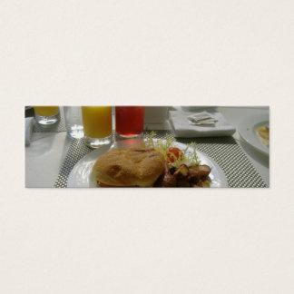 sagamore sandwich mini business card