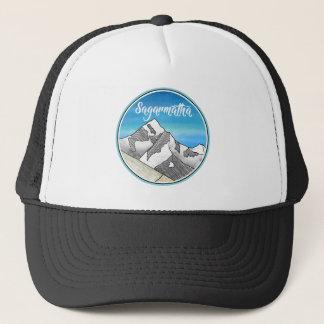 Sagarmatha Mt. Everest Landscape Trucker Hat