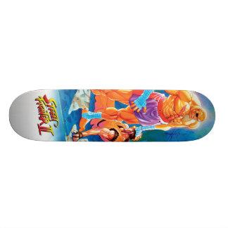 Sagat Beat Dan Skate Board