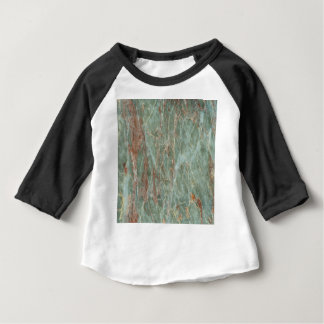 Sage and Rust Marble Baby T-Shirt