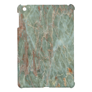 Sage and Rust Marble Cover For The iPad Mini