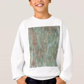 Sage and Rust Marble Sweatshirt