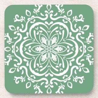 Sage Coaster