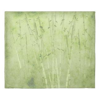 Sage Green Bamboo Duvet Cover