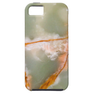 Sage Green Quartz with Rusty Veins iPhone 5 Covers