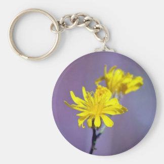 sage hills flowers key chain