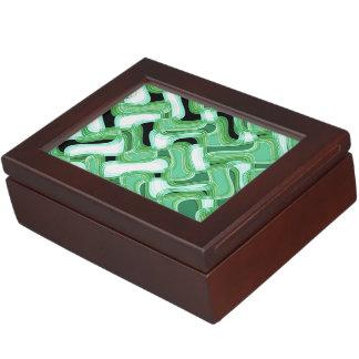 Sage & Ivory Keepsake Box by Artist C.L. Brown