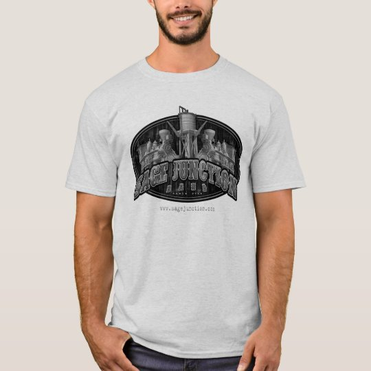 Sage Junction Band Train Shirt
