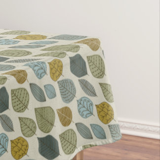 Sage Leaves Tablecloth