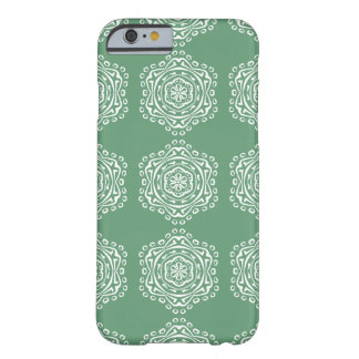 Sage Mandala Barely There iPhone 6 Case