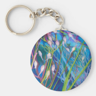 Sagebrush Sanctuary with Wild Grass Keychain