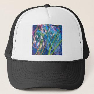 Sagebrush Sanctuary with Wild Grass Trucker Hat