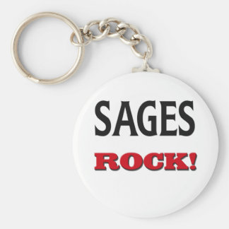 Sages Rock Keychains