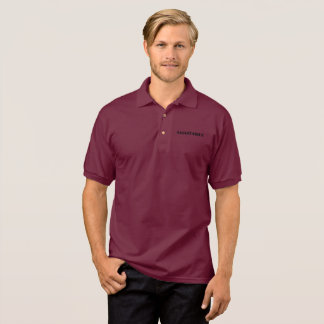 Saggitarius Polo Shirt