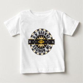 Saginaw , MI H.W. Browne Airport Baby T-Shirt