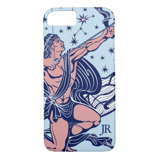 Sagittarius Astrological Sign iPhone 8/7 Case