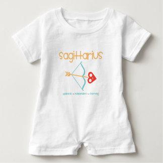 Sagittarius Baby Romper
