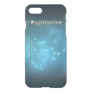Sagittarius constellation iPhone 8/7 case