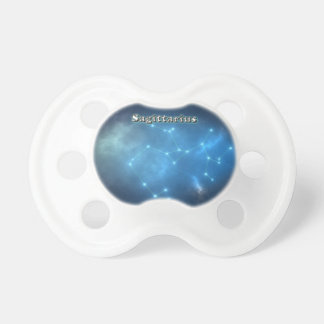 Sagittarius constellation pacifier