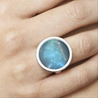 Sagittarius constellation ring
