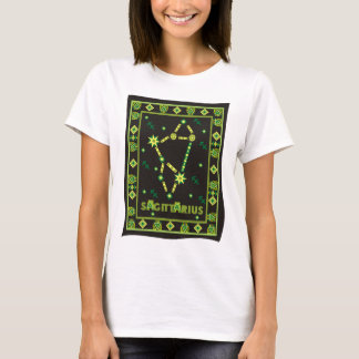 Sagittarius Constellation T-Shirt