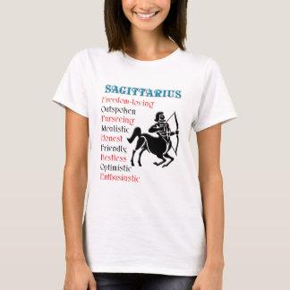 Sagittarius Horoscope Zodiac Sign T-Shirt