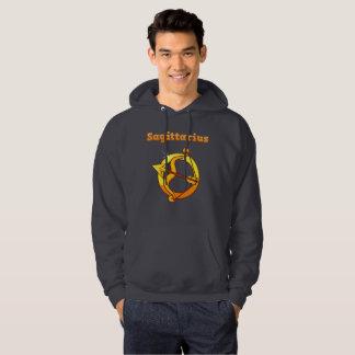 Sagittarius illustration hoodie