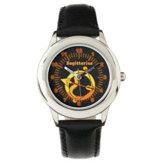Sagittarius illustration watch