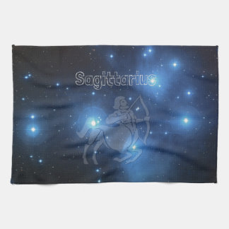 Sagittarius Kitchen Towels