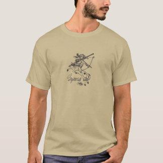 Sagittarius Men Tee Shirt Top Sag Zodiac Astrology