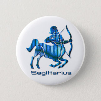 Sagittarius Profile Round Button