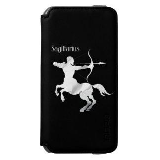 Sagittarius Silver Archer Zodiac Incipio Watson™ iPhone 6 Wallet Case
