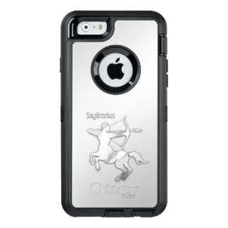 Sagittarius Silver Archer Zodiac OtterBox iPhone 6/6s Case