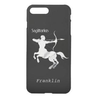 Sagittarius Silver Archer Zodiac Personal iPhone 8 Plus/7 Plus Case