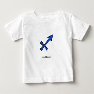 Sagittarius symbol baby T-Shirt
