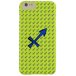 Sagittarius symbol barely there iPhone 6 plus case