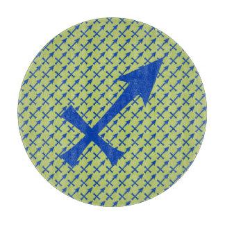 Sagittarius symbol boards