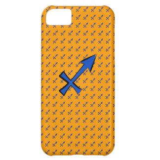Sagittarius symbol case for iPhone 5C