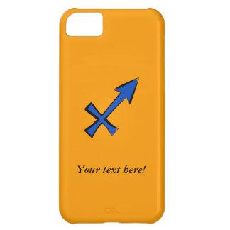 Sagittarius symbol cover for iPhone 5C
