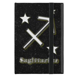 Sagittarius symbol iPad mini cover