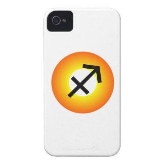 SAGITTARIUS SYMBOL iPhone 4 Case-Mate CASES