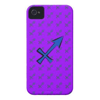 Sagittarius symbol iPhone 4 cover