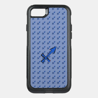 Sagittarius symbol OtterBox commuter iPhone 8/7 case