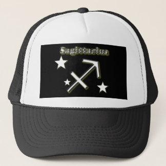 Sagittarius symbol trucker hat