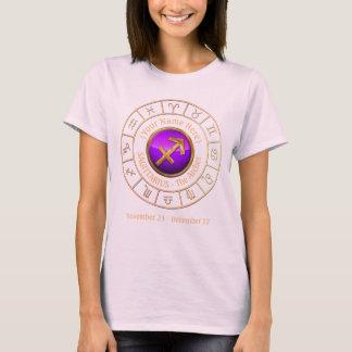 Sagittarius - The Archer Zodiac Sign T-Shirt
