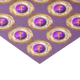 Sagittarius - The Archer Zodiac Sign Tissue Paper