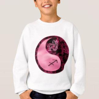 Sagittarius Yin Yang Sweatshirt