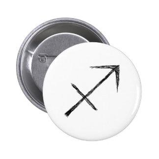 Sagittarius Zodiac Astrology Sign Pin